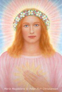 Foredrag Torsdag d. 12. Marts 2020 : Mesteren Maria Magdalene